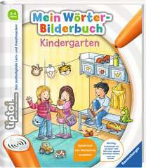 tiptoi® Mein Wörter-Bilderbuch Kindergarten - Bild 2 - Klicken zum Vergößern