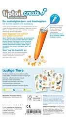 tiptoi® CREATE Sticker Lustige Tiere - Bild 2 - Klicken zum Vergößern
