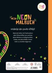 Mein Neon-Malbuch: Leuchtende Unterwasserwelt - Bild 3 - Klicken zum Vergößern