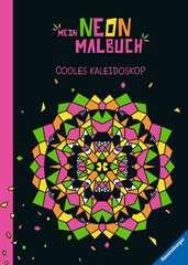 Mein Neon-Malbuch: Cooles Kaleidoskop - Bild 1 - Klicken zum Vergößern
