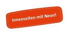 Mein Neon-Malbuch: Cooles Kaleidoskop - Bild 5 - Klicken zum Vergößern