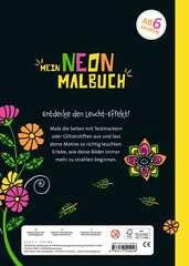 Mein Neon-Malbuch: Fantasietiere - Bild 3 - Klicken zum Vergößern