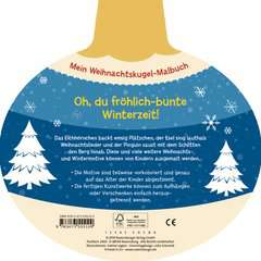 Mein Weihnachtskugel-Malbuch: Winterzauber - Bild 3 - Klicken zum Vergößern