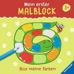 Mein erster Malblock: Alle meine Farben - Bild 1 - Klicken zum Vergößern