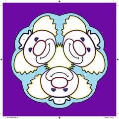 Malen nach Zahlen junior: Mandalas - Bild 5 - Klicken zum Vergößern