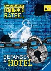 Ravensburger Exit Room Rätsel: Gefangen im Hotel - Bild 1 - Klicken zum Vergößern