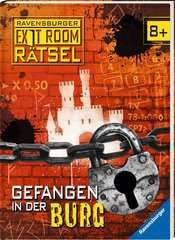Ravensburger Exit Room Rätsel: Gefangen in der Burg - Bild 2 - Klicken zum Vergößern