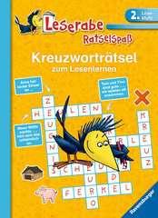 Kreuzworträtsel zum Lesenlernen (2. Lesestufe) - Bild 1 - Klicken zum Vergößern