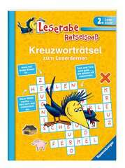 Kreuzworträtsel zum Lesenlernen (2. Lesestufe) - Bild 2 - Klicken zum Vergößern