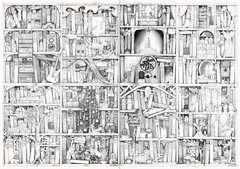 Colin Thompsons Fantastisches Malbuch - Bild 4 - Klicken zum Vergößern