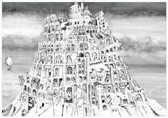 Colin Thompsons Fantastisches Malbuch - Bild 5 - Klicken zum Vergößern