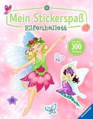 Mein Stickerspaß: Elfenballett - Bild 1 - Klicken zum Vergößern