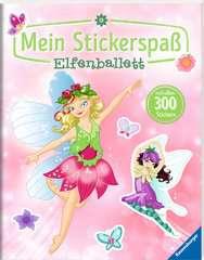 Mein Stickerspaß: Elfenballett - Bild 2 - Klicken zum Vergößern