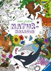 Mein großes Natur-Malbuch - Bild 1 - Klicken zum Vergößern
