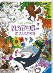 Mein großes Natur-Malbuch Malen und Basteln;Bastel- und Malbücher - Bild 2 - Ravensburger