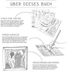 Mode von Kopf bis Fuß Malen und Basteln;Bastel- und Malbücher - Bild 5 - Ravensburger