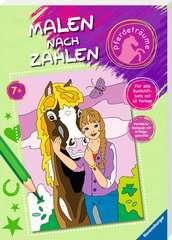 Malen nach Zahlen: Pferdeträume Malen und Basteln;Bastel- und Malbücher - Bild 2 - Ravensburger