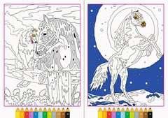 Malen nach Zahlen: Pferde - Bild 3 - Klicken zum Vergößern