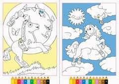 Malen nach Zahlen: Zauberponys - Bild 3 - Klicken zum Vergößern