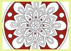 Malen nach Zahlen: Zen-Art - Bild 4 - Klicken zum Vergößern