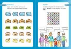 Wörterrätsel zum Lesenlernen (2. Lesestufe) - Bild 4 - Klicken zum Vergößern