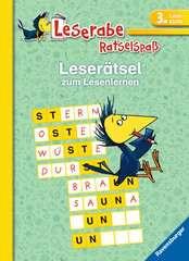Leserätsel zum Lesenlernen (3. Lesestufe) - Bild 1 - Klicken zum Vergößern