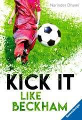 Kick it like Beckham - Bild 1 - Klicken zum Vergößern