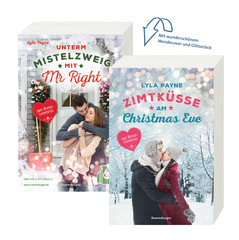 Unterm Mistelzweig mit Mr Right/Zimtküsse am Christmas Eve - Bild 5 - Klicken zum Vergößern