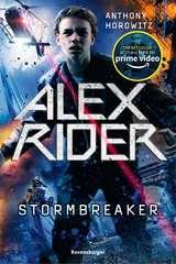 Alex Rider, Band 1: Stormbreaker - Bild 1 - Klicken zum Vergößern