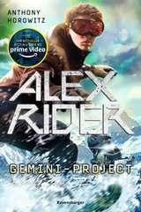 Alex Rider, Band 2: Gemini-Project - Bild 1 - Klicken zum Vergößern