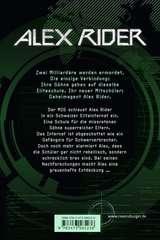 Alex Rider, Band 2: Gemini-Project - Bild 3 - Klicken zum Vergößern