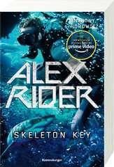 Alex Rider, Band 3: Skeleton Key - Bild 2 - Klicken zum Vergößern