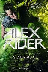 Alex Rider, Band 5: Scorpia - Bild 1 - Klicken zum Vergößern