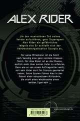 Alex Rider, Band 5: Scorpia - Bild 3 - Klicken zum Vergößern