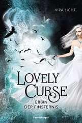 Lovely Curse, Band 1: Erbin der Finsternis - Bild 1 - Klicken zum Vergößern