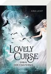 Lovely Curse, Band 1: Erbin der Finsternis - Bild 2 - Klicken zum Vergößern
