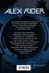 Alex Rider, Band 9: Scorpia Rising - Bild 3 - Klicken zum Vergößern
