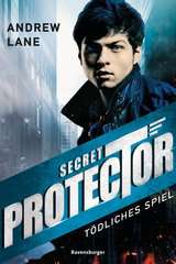 Secret Protector (Vol. 1): Deadly Game - image 1 - Click to Zoom
