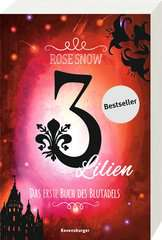 3 Lilies (Vol. 1): The First Book of the Blood Nobility - image 2 - Click to Zoom