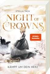 Night of Crowns, Band 2: Kämpf um dein Herz - Bild 2 - Klicken zum Vergößern