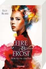 Fire & Frost, Band 2: Vom Feuer geküsst - Bild 2 - Klicken zum Vergößern