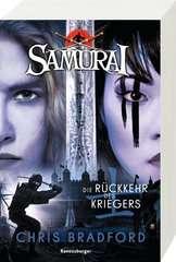 Samurai, Band 9: Die Rückkehr des Kriegers - Bild 2 - Klicken zum Vergößern