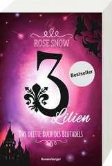 3 Lilien, Das dritte Buch des Blutadels - Bild 2 - Klicken zum Vergößern
