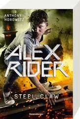 Alex Rider, Band 10: Steel Claw - Bild 2 - Klicken zum Vergößern