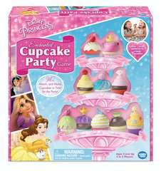 Disney Princess Enchanted Cupcake Party™ Game - image 1 - Click to Zoom