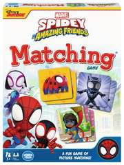 Marvel Super Hero Adventures Matching ® Game - image 1 - Click to Zoom