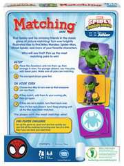 Marvel Super Hero Adventures Matching ® Game - image 2 - Click to Zoom