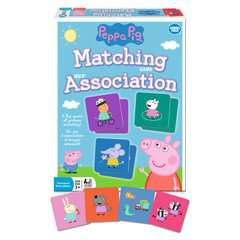 Peppa Pig™ Matching Game - image 2 - Click to Zoom