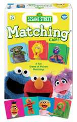 Sesame Street® Matching Game - image 2 - Click to Zoom