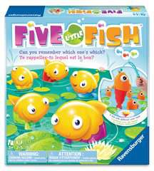 Five Little Fish™ Game, Bilingual - image 1 - Click to Zoom